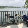 ダイアテックスタッフ 赤松のABUSへの道 フランクフルト~ハーゲン 300kmの旅 DAY2